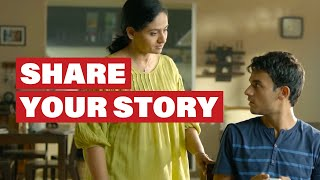 #shareyourstory with your son: 2