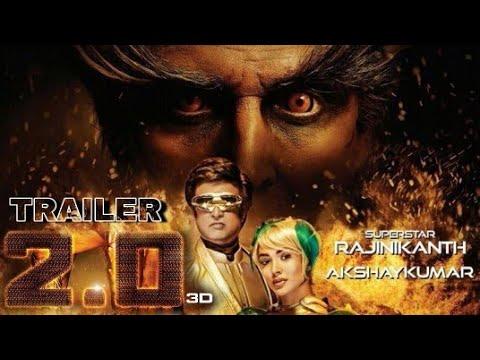 Robot 2.0 Trailer, Akshay Kumar, Rajnikant, Shankar, Robot 2.O Trailer 29 Nov 2018 thumbnail