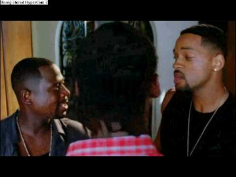 reggie scene from bad boys II