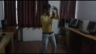 Did Awesome dance by surya