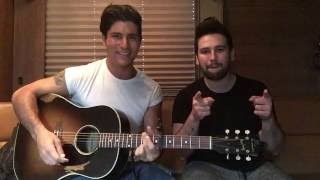 Download Lagu Dan + Shay - Sleep Without You (Brett Young Cover) Gratis STAFABAND