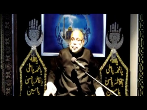 Molana Sadiq Hasan 8th Muharram Majlis 1440 / 2018 - Al Mahdi Islamic Centre Toronto