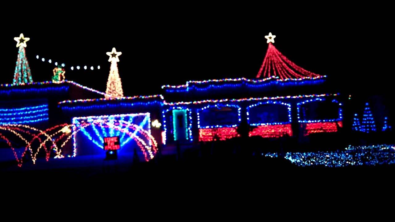 Set Up Christmas Lights To Music