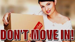 DON'T Let Her Move In! ( RED PILL )