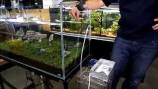 ADA Aquarium Setup, Step by Step Guide Part 2