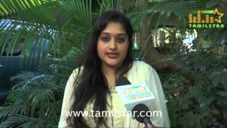 Swapna Menon At Onbathil Irunthu Pathu Varai Movie Team Interview