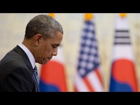 Foreign policy issues mount on Obama's trip to Asia