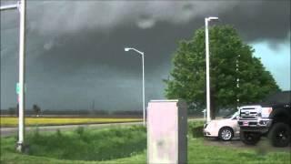 Tornado south of Owensboro 4/27/16