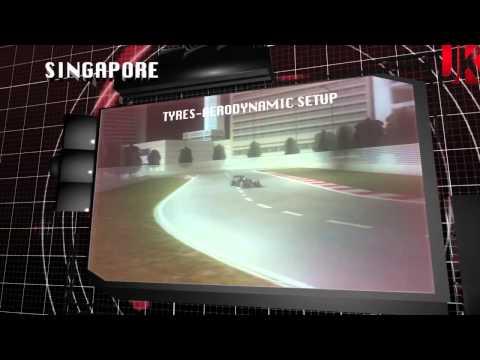Pirelli lleva su combinación más extrema a Singapur