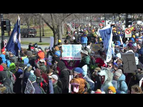 Largest Climate Rally in History: Keystone XL 2013