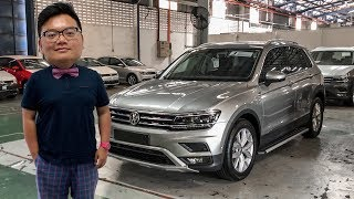 QUICK LOOK: 2019 Volkswagen Tiguan in Malaysia - new LED lights, Active Info Display