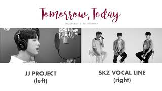 SKZ Vocal line - JJ Project (Tomorrow,Today cover)