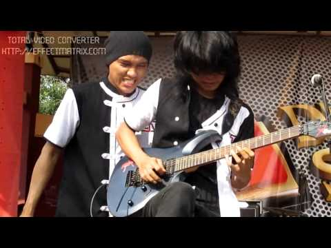 SILENT - Srigala Malam - Power Metal Cover (djarum super big...