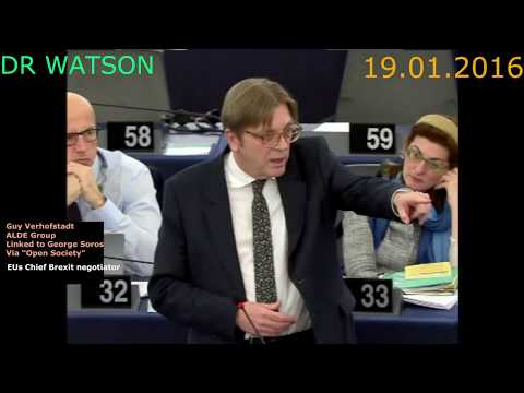 VERHOFSTADT GETS ANGRY WHEN FARAGE EXPOSES COLOGNE COVER-UP DURING MIGRANT DEBATE