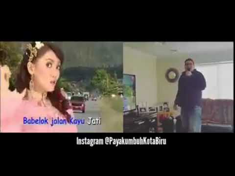 Lagu minang - Ajo bule feat Ria Amelia 'Ayam Den Lapeh'