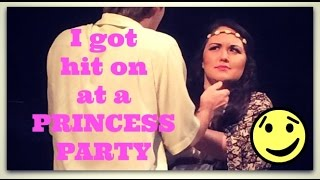 I WAS HIT ON AT A PRINCESS PARTY || STORYTIME