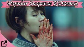 Top 20 Popular Suspense Korean Dramas
