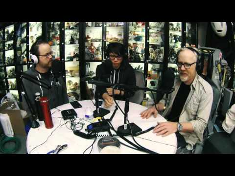 Overcoming Self Doubt - Still Untitled: The Adam Savage Project - 5/17/16