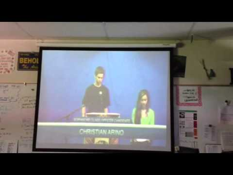 Christian Speech video