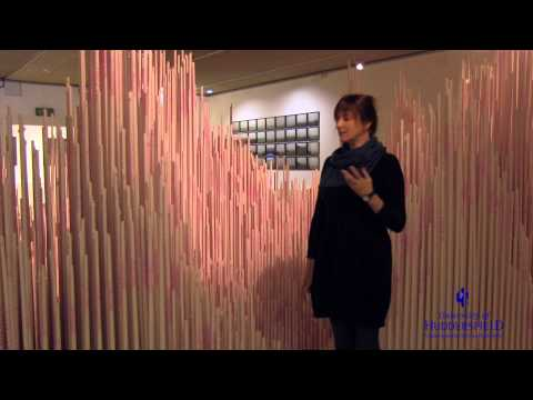 Dr Townsley talks about her exhibition 'Sisyphus' - Installation Five/University of Huddersfield