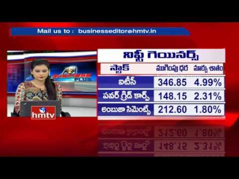 Stock Market Updates | Experts Anil And Rajendra Prasad | Business Plus | 24-05-16 | HMTV