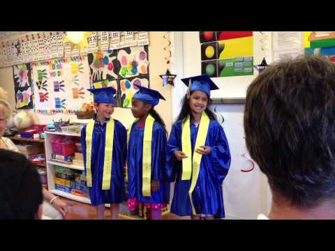 Sahithi Kinder Garden school - Graduation party