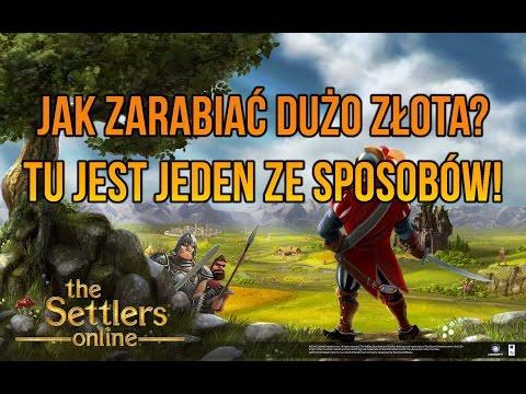 The Settlers Online - Poradnik - Jak Zarabiać Dużo Złota? Tu Jest Jeden Ze Sposobów!