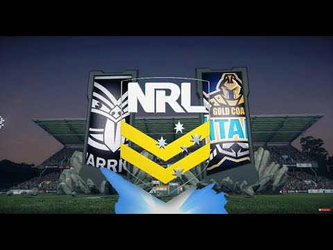 Rugby League Live 3: BE A PRO NRL 2018 (Round 2) That was Rad!