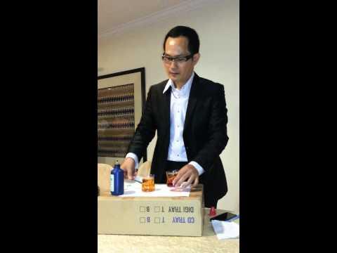 Elken Esterc Demo Oleh Sab Mccm Seng Kok Meng