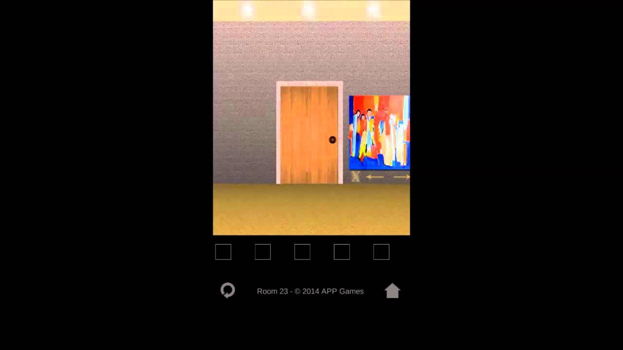 100 doors 4 free level 23 walkthrough youtube for 100 doors door 23