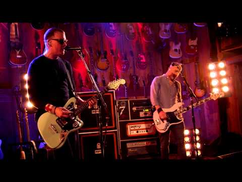 Alkaline Trio - I Wanna Be A Warhol (Live @ Guitar Center, 2013)