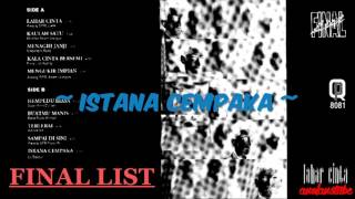 FINAL LIST - Istana Cempaka