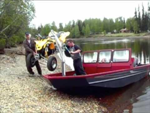 SJX Jet Boats in action - YouTube