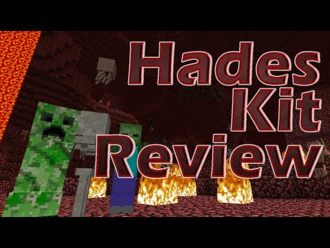 MCPVP.com   Review #24 Hades Kit   Minecraft Hunger Games