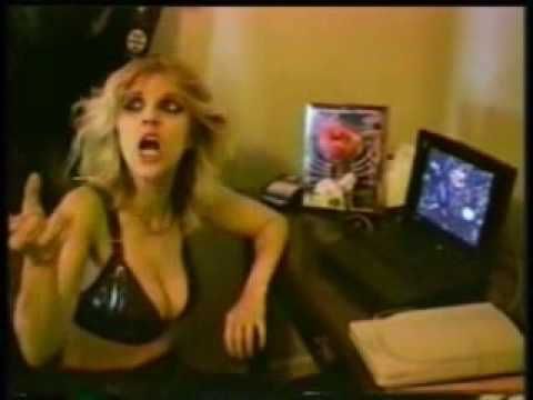 The Great Kat CD Rom Demo 11/1/94 (part 2)