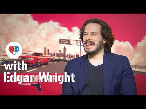 At The Movies X Baby Driver: Edgar Wright
