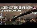 Skyline de Manhattan desde Brooklyn