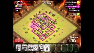 Clash Of Clans CHESTER Clan Savaşı