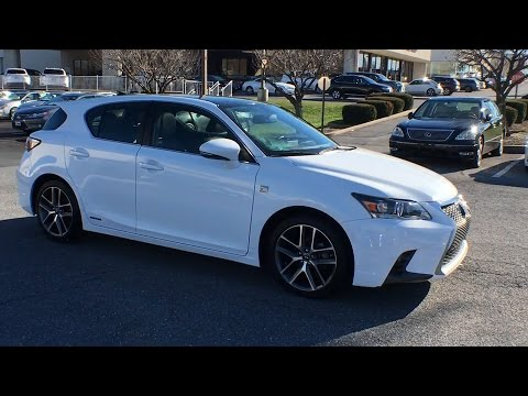 2014 Lexus CT 200h Owings Mills, Pikesville, Ellicot City, Catonsville, Columbia, MD TL24122
