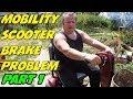 Part 1 Mobility Scooter Won't Work  Motor Brake Problem | Shoprider