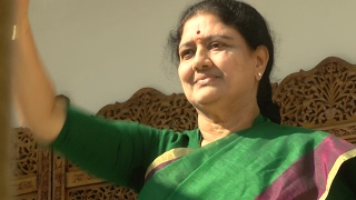 Sasikala The CM of tamilnadu - official Announcement