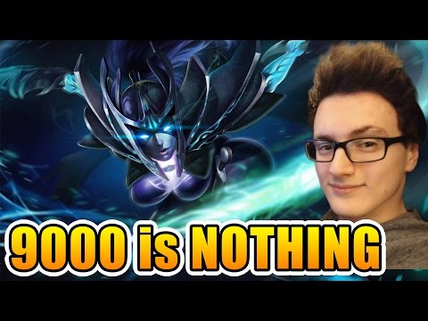 Miracle- Dota 2 [Phantom Assassin] Ranked Match - 9000 is NOTHING