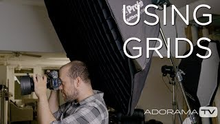 Shooting Portraits With Gridded Light: The Breakdown with Miguel Quiles