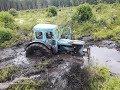 Беларуские танки грязи небояца утапили 3 трактора т40ам ттр401м и мтз 82.1 вытягивает из болота