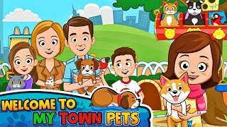 My Town Pets - Top Best Apps For Kids