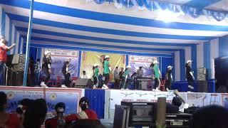 Nach bhonti nach Shivasree Modern dance school Dance parfomence Barpeta road