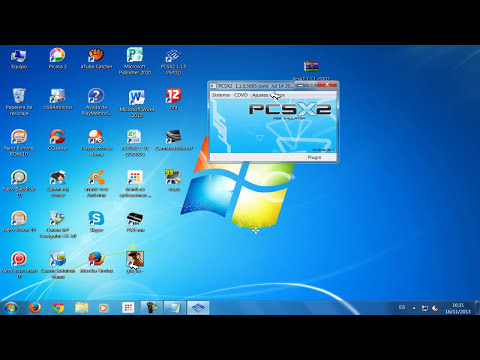 Descargar,Instalar y Configurar emulador de Ps2  (PCSX2 1.1.1) ultima version 2013