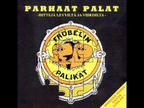 Cover image of song Pumppulaulu by Fröbelin Palikat