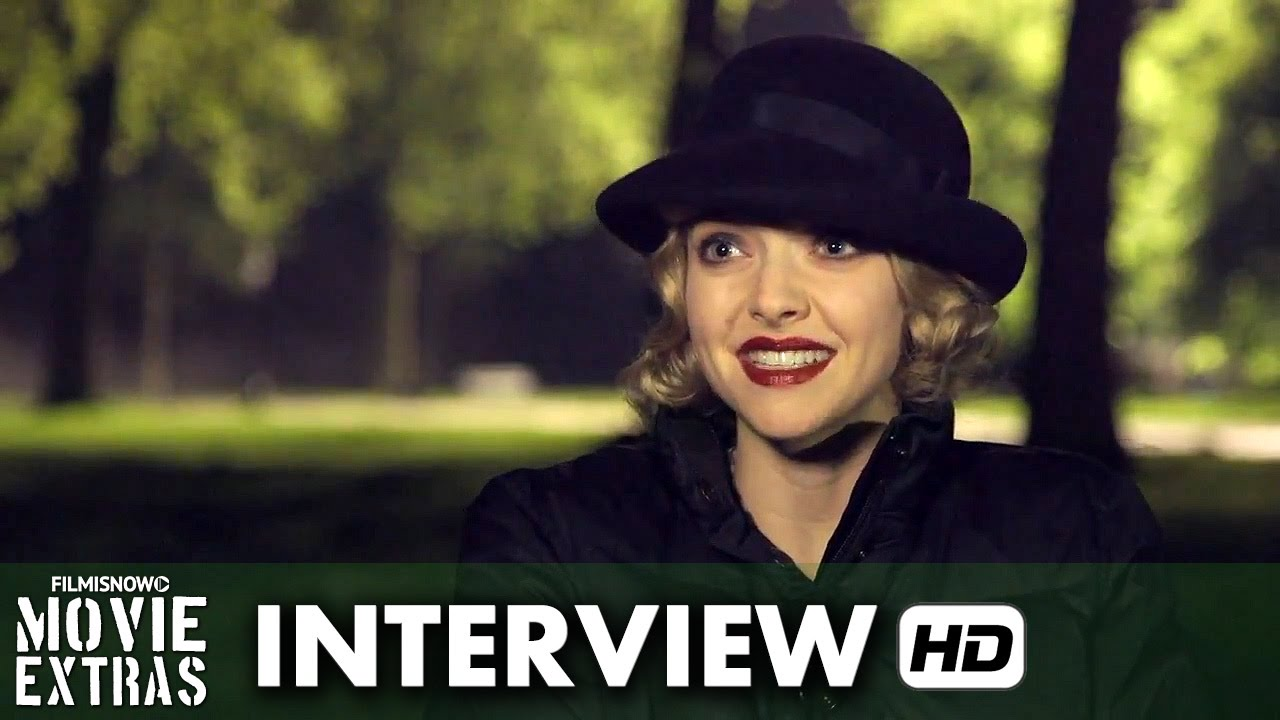 Pan 2015 Behind the Scenes Movie Interview   Amanda Seyfried is 'Mary'