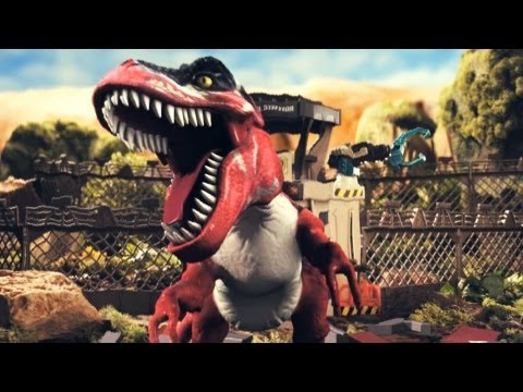 DINO VALLEY ® - (TV COMMERCIAL) Chap Mei™ - Production: Diaframma Advertising ®